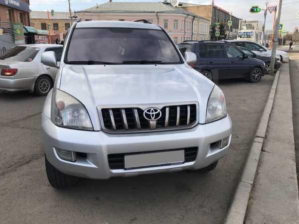 Toyota Land Cruiser Prado, 2007 год, 1 250 000 руб.