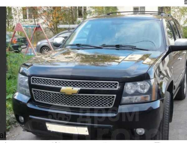 Chevrolet Tahoe, 2012 год, 1 500 000 руб.