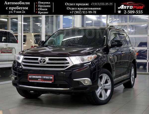 Toyota Highlander, 2010 год, 1 257 000 руб.