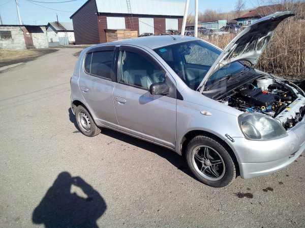 Toyota Vitz, 1999 год, 179 000 руб.