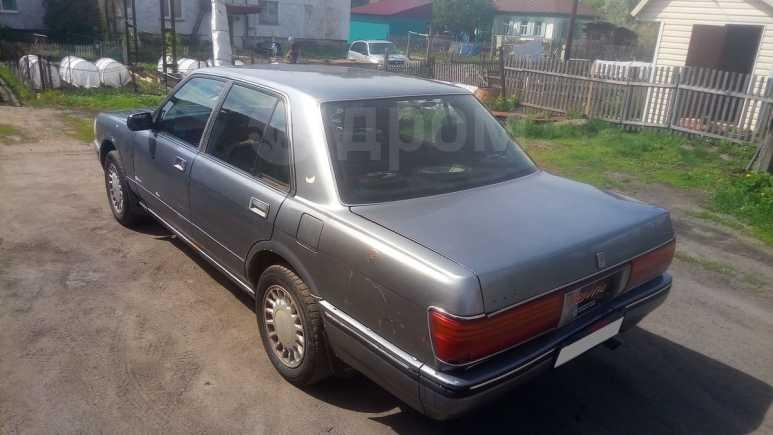 Toyota Crown, 1990 год, 93 000 руб.