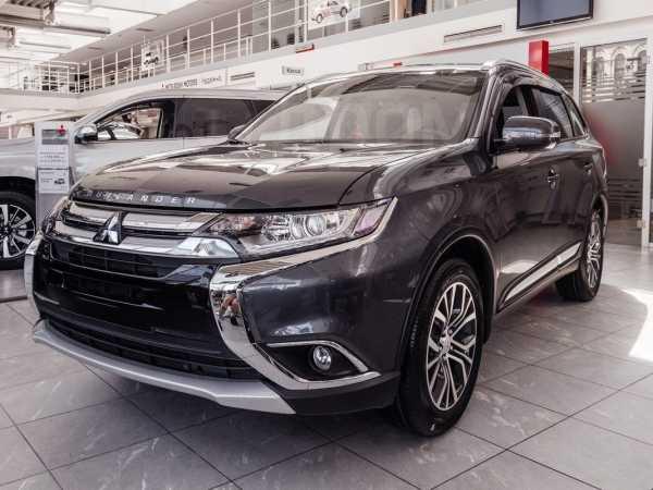 Mitsubishi Outlander, 2019 год, 1 913 000 руб.