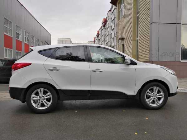 Hyundai ix35, 2012 год, 909 000 руб.