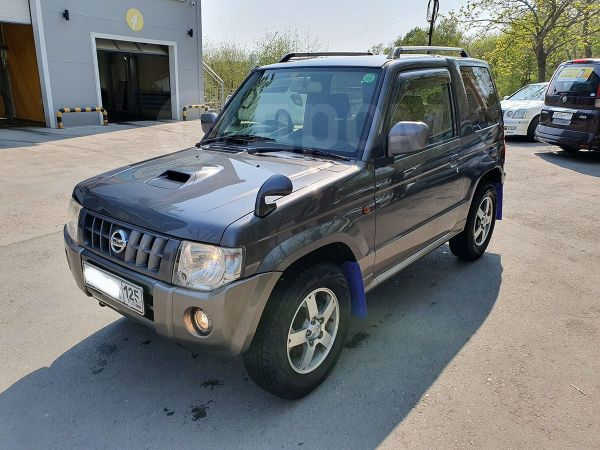 Nissan Kix, 2009 год, 325 000 руб.