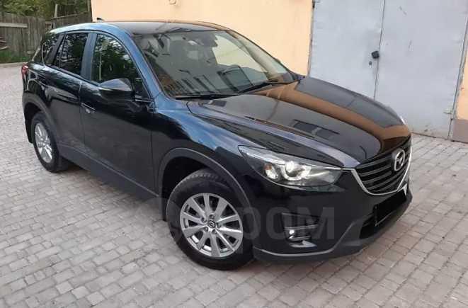 Mazda CX-5, 2016 год, 1 470 000 руб.