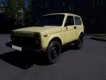 Томск 4x4 2121 Нива 1982