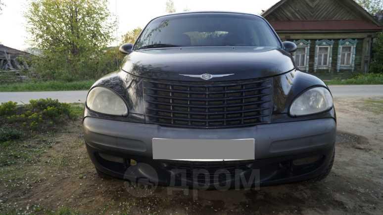 Chrysler PT Cruiser, 2001 год, 190 000 руб.