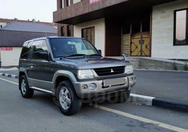 Mitsubishi Pajero Mini, 2000 год, 250 000 руб.