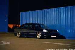 Орел Lexus LS430 2001
