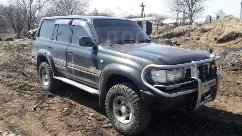 Toyota Land Cruiser, 1996 год, 260 000 руб.