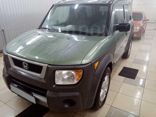 Honda Element, 2003 год, 535 000 руб.