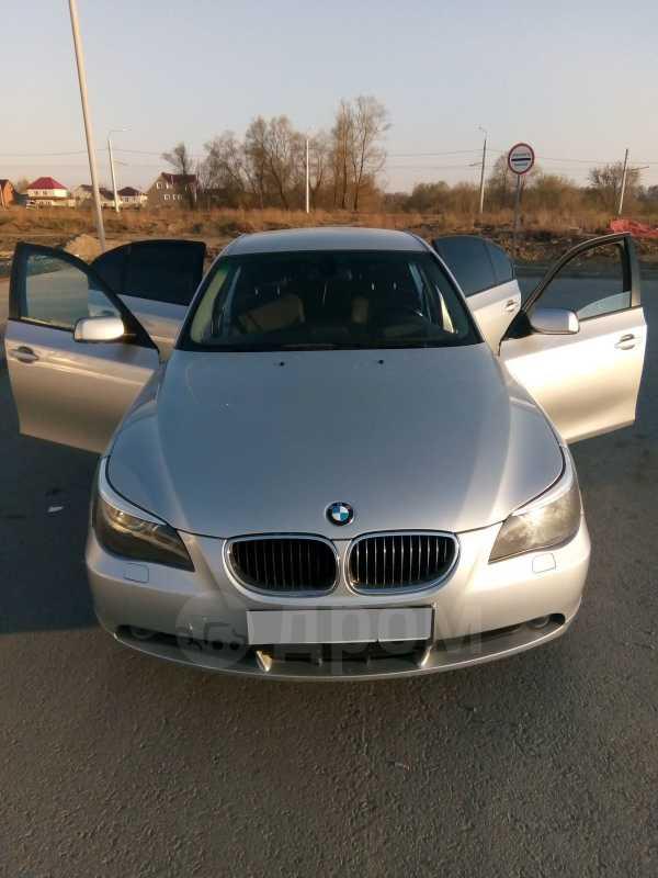 BMW 5-Series, 2004 год, 428 000 руб.