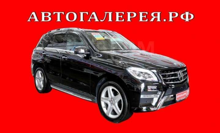 Mercedes-Benz M-Class, 2014 год, 2 298 000 руб.