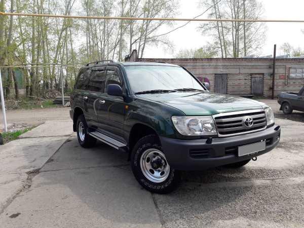 Toyota Land Cruiser, 2005 год, 2 100 000 руб.