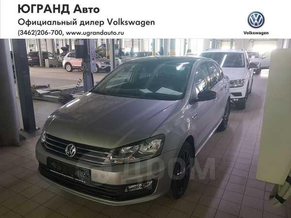 Volkswagen Polo, 2019 год, 929 000 руб.