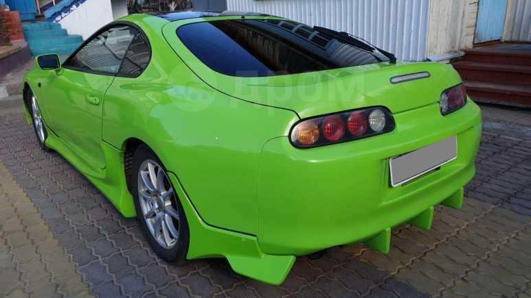 Toyota Supra, 1996 год, 640 000 руб.
