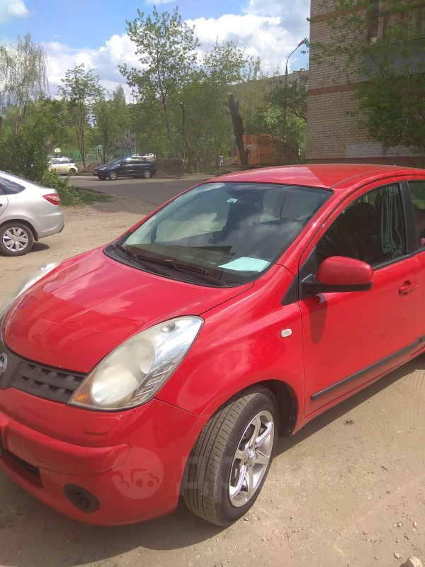 Nissan Note, 2008 год, 270 000 руб.