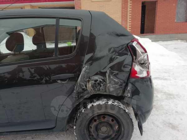 Renault Sandero, 2010 год, 145 000 руб.