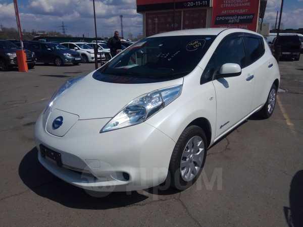 Nissan Leaf, 2013 год, 606 000 руб.