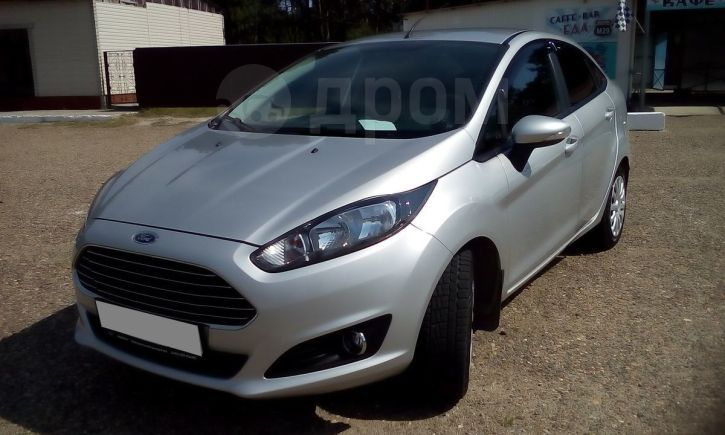 Ford Fiesta, 2016 год, 580 000 руб.