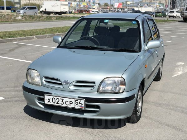 Nissan March, 1998 год, 200 000 руб.