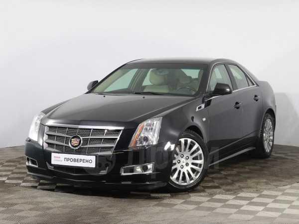 Cadillac CTS, 2011 год, 620 000 руб.
