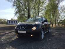 Бийск Nissan Juke 2011