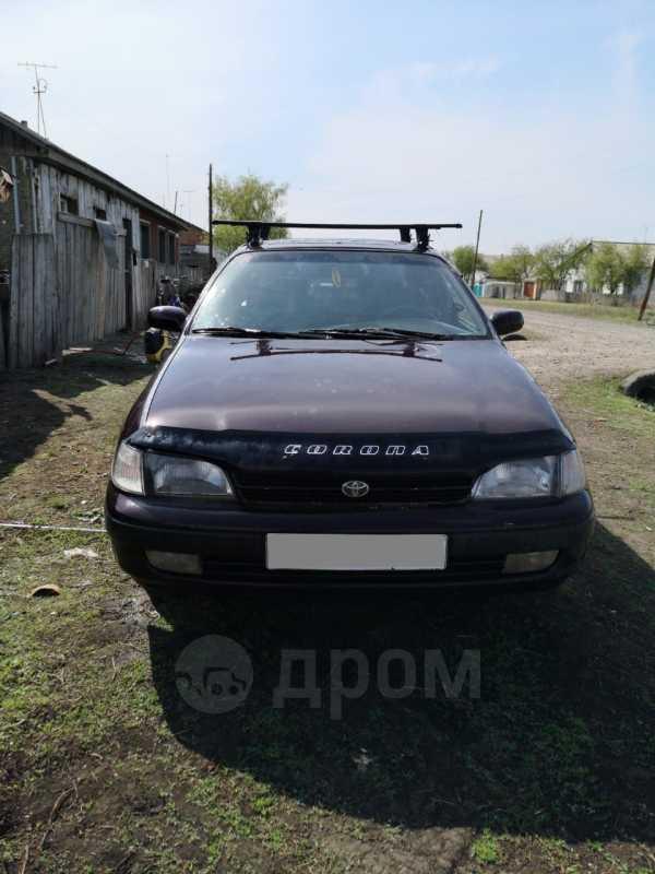 Toyota Carina E, 1994 год, 160 000 руб.