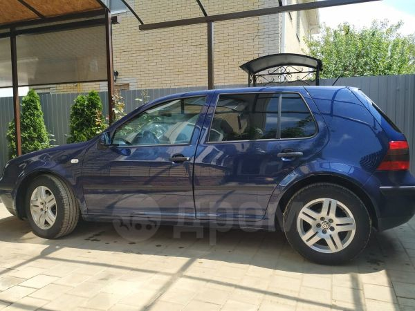 Volkswagen Golf, 2002 год, 255 000 руб.