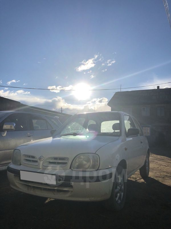 Nissan March, 2000 год, 45 000 руб.