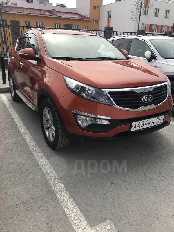 Kia Sportage, 2013 год, 1 030 000 руб.