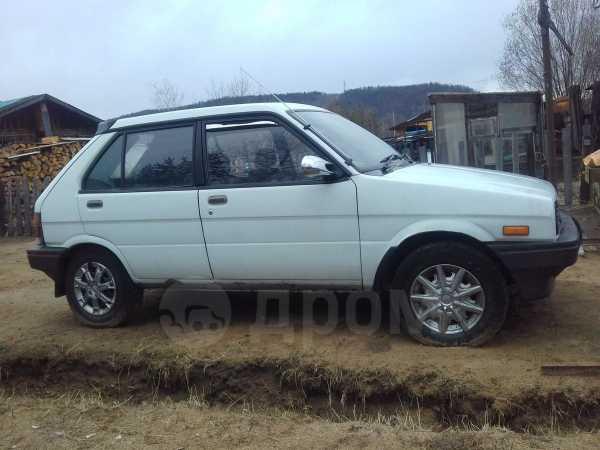 Subaru Justy, 1988 год, 25 000 руб.