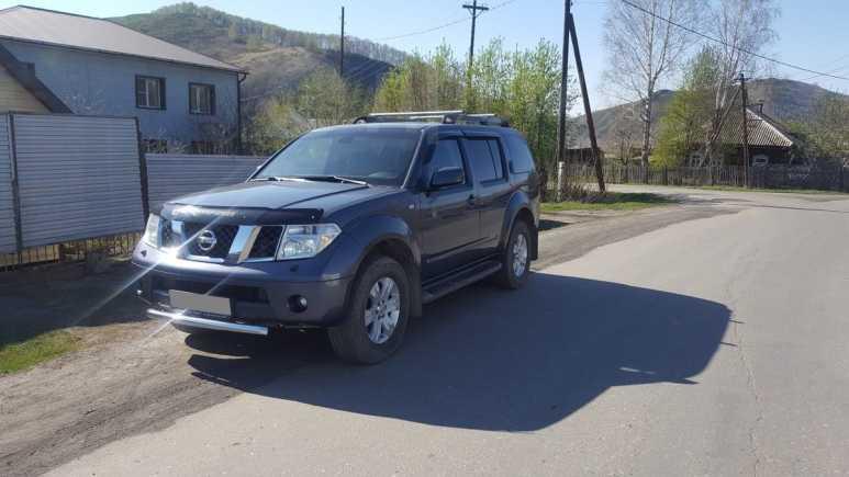 Nissan Pathfinder, 2006 год, 725 000 руб.