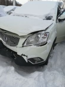SsangYong Actyon, 2012 г., Барнаул