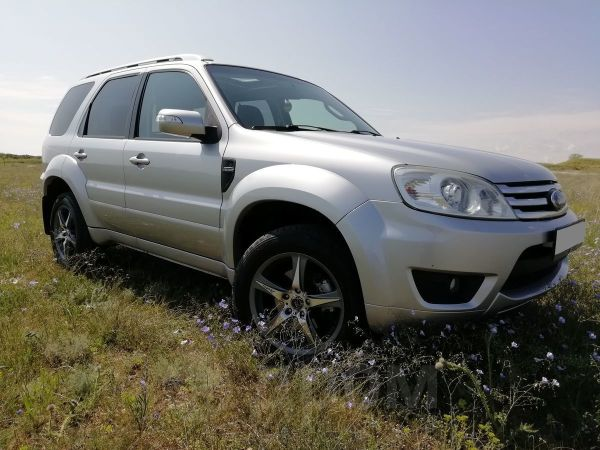Ford Escape, 2008 год, 545 000 руб.