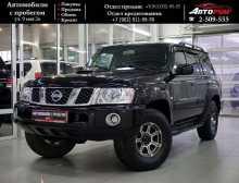 Красноярск Nissan Patrol 2008