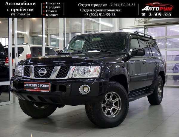 Nissan Patrol, 2008 год, 877 000 руб.