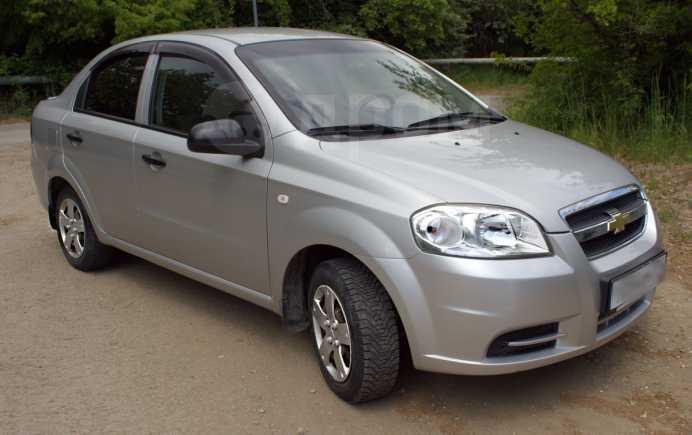 Chevrolet Aveo, 2008 год, 230 000 руб.