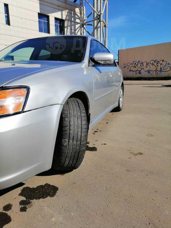 Subaru Legacy B4, 2004 год, 330 000 руб.