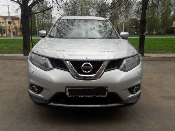 Nissan X-Trail, 2015 год, 1 120 000 руб.