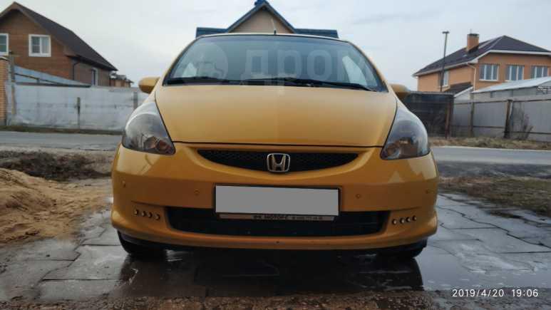 Honda Jazz, 2005 год, 310 000 руб.
