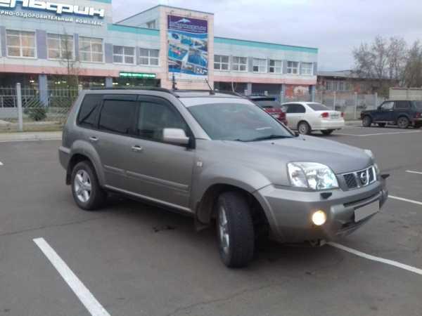 Nissan X-Trail, 2007 год, 550 000 руб.