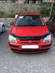 Ялта Hyundai Getz 2005