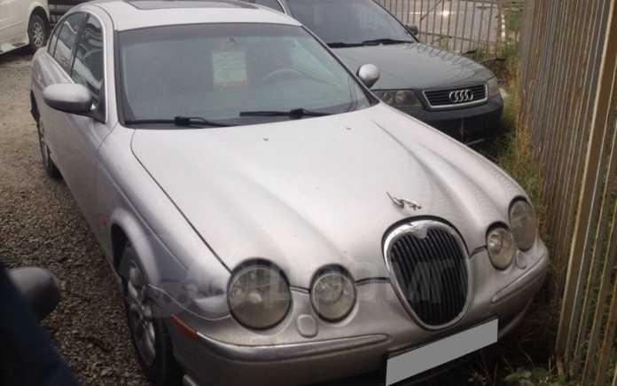 Jaguar S-type, 2003 год, 300 000 руб.