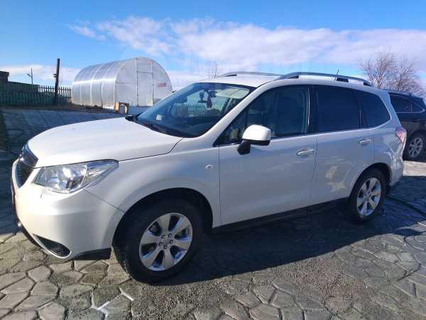 Subaru Forester, 2014 год, 1 040 000 руб.