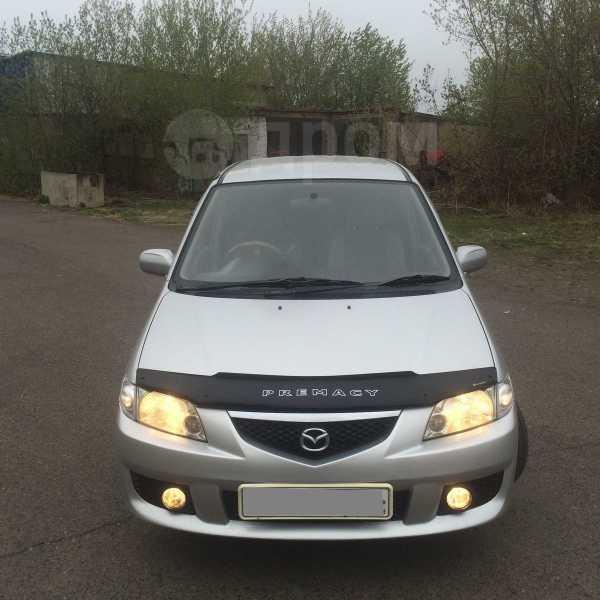 Mazda Premacy, 2002 год, 298 000 руб.