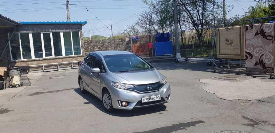 Honda Fit, 2015 год, 565 000 руб.