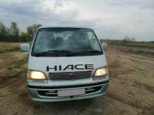 Рубцовск Hiace 1999
