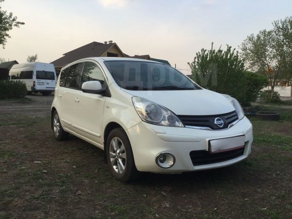 Nissan Note, 2013 год, 528 000 руб.