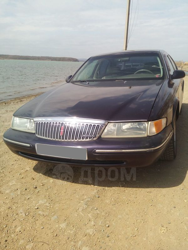 Lincoln Continental, 1997 год, 355 000 руб.